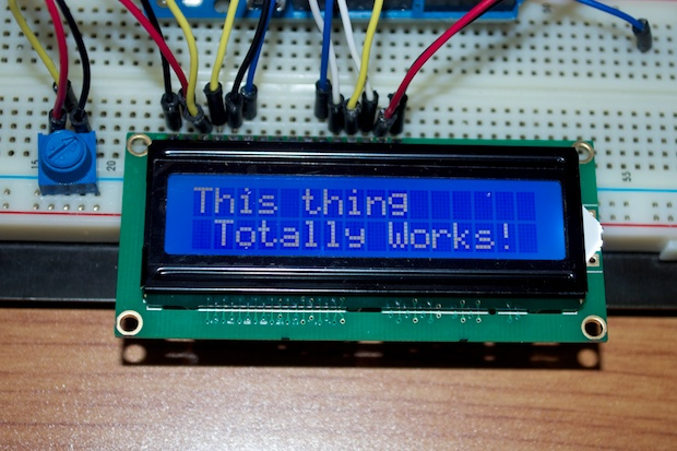 Arduino Lcd Project 0066