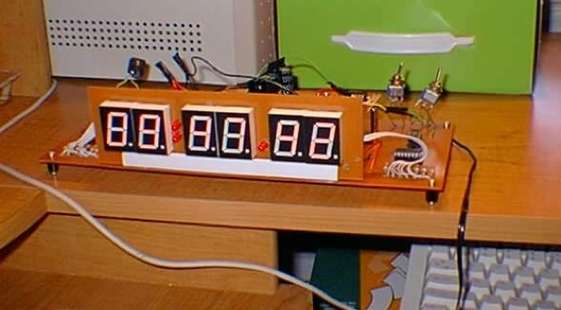 Nice Digital Clock 1.0