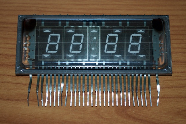 I Finally Figured Out This Vacuum Fluorescent Display